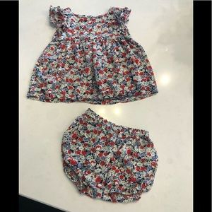 NWOT Ralph Lauren Dress & Bloomers